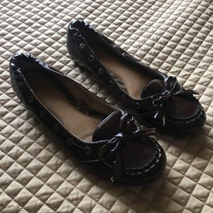 SPERRY Top- Sider flats Brown - 7.5